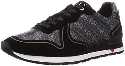 Guess - Zapatillas deportivas para hombre, modelo FM5NGL Negro Nd 41 EU