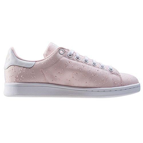 adidas Stan Smith, Baskets Basses Homme Rose