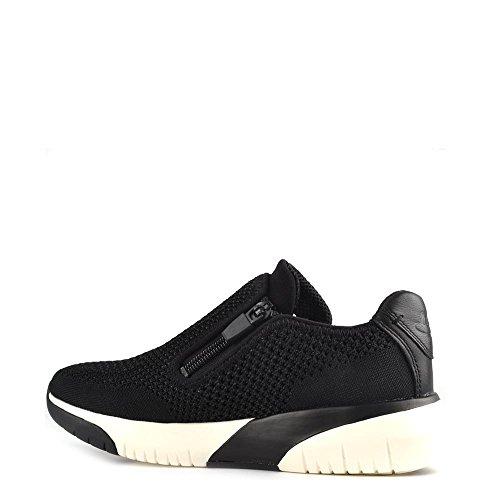 Negras Estúdio Da Mulheres Cinza Malha Sapatilha Sapatos Do ZpOxHO