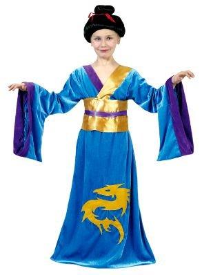 Imagen de disfraz japonesa  talla 7 9 años