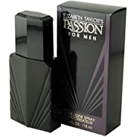 Passion by Elizabeth Taylor for Men, Cologne Spray, 2-Ounce by Elizabeth Taylor