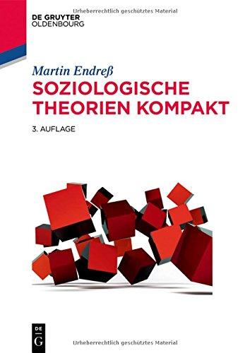 Soziologische Theorien kompakt (Soziologie kompakt)