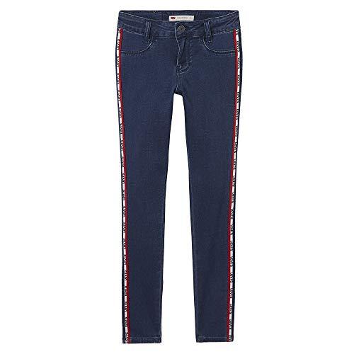 Levi's kids nn23567 46 trousers, jeans bambina, blu (indigo), 16 anni (taglia produttore: 16y)
