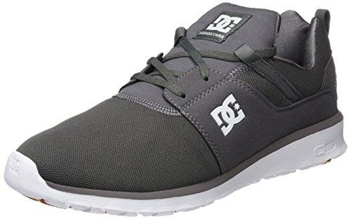 Heathrow Shoes Grigio Dc Scarpe Pewter M Apqwrani Uomo Sportive BqagwHUnO