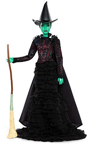 Barbie- Signature Wicked Strega Elphaba, Bambola da Collezione per Bambini 6 + Anni, FJH60