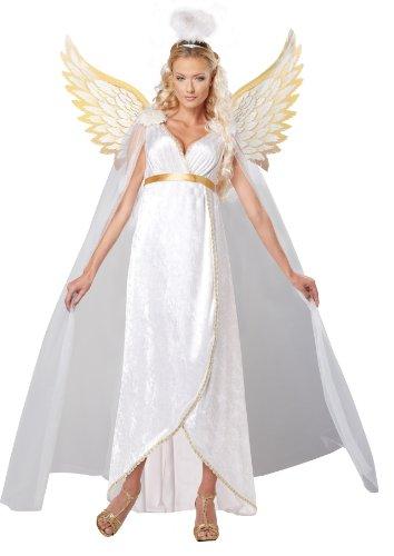 Generique - Schutzengel Kostüm für Damen XL (44/46)