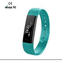 Sport Armband Wristband Smart Sport Tracking Armband,Pedometer,Push Benachrichtigung,Kalorienzähler,sport uhr Sports Running Bracelet and Pedometer for Boys/Girls/Men & Women