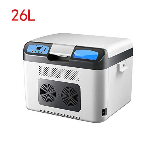Mini Refrigerador De Auto RefrigeracióN De Doble
