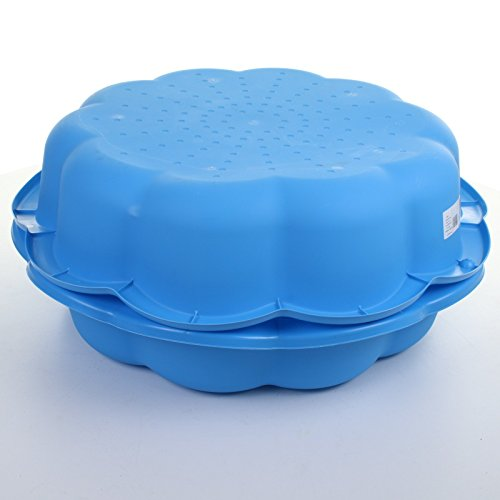sand-pit-paddling-pool-blue-plastic-outdoor-garden-kids-childrens-toy-play-water-2x-sand-pits