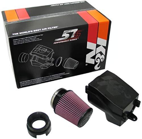 K&N 57S-9500 Voitures Kit d'Admission Directe, Lavable et Réutilisable