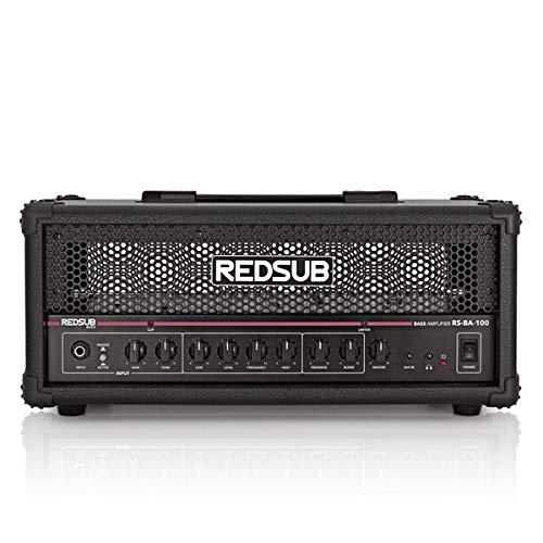 RedSub BA-100H Bassverstärker-Topteil