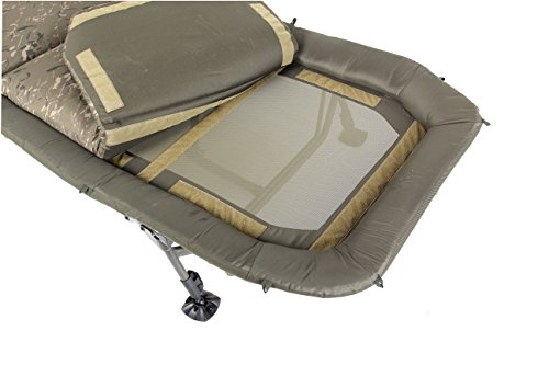Nash Indulgence Air Bed 3 Wide - 3