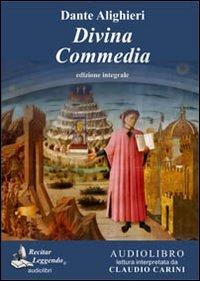 La Divina Commedia. Audiolibro. CD Audio formato MP3. Ediz. integrale