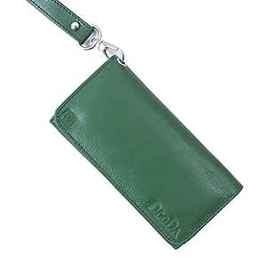 DooDa Genuine Leather Case Cover For Panasonic Eluga Arc