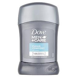 Dove Men + Care Antiperspirant Deodorant - Clean Comfort Stick (50ml)