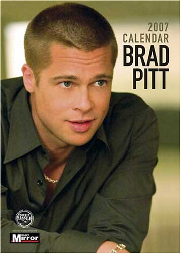 Click for larger image of Brad Pitt Calendar 2007