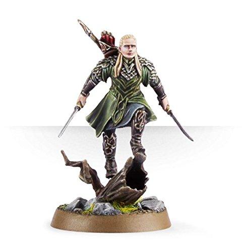 Der Hobbit - Der Herr der Ringe Elfen - Legolas Greenleaf - 31-14 - Games Workshop (Der Herr Der Ringe Elfe)