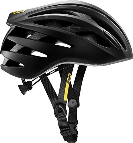 Mavic Aksium Elite Damen Rennrad Fahrrad Helm schwarz 2019: Größe: S (51-56cm)