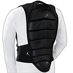 Black Canyon Unisex Rückenprotektor, black, S