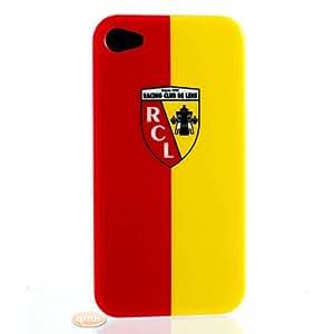Coque iPhone 4/4S Racing Club de Lens RCL