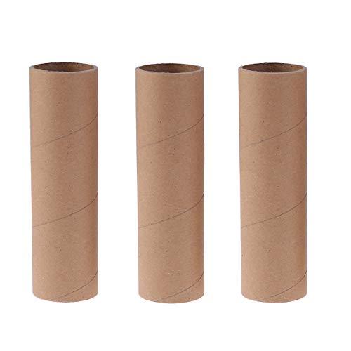 d Tubes Karton Postal Tube Dokument Versand Karton Tuben für Lagerung Kunst Zeichnungen Poster Protector ()