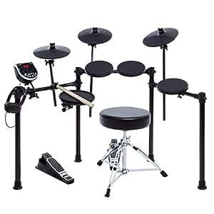 Alesis Burst Kit 7-Piece Electronic Drum Kit with Professional Drum Module