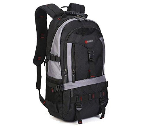 zaino trekking Outdoor Zaino Sport Alpinismo borsa tracolla borsa da viaggio di grande capienza Camouflage Bag zaino del computer Zaini da escursionismo ( Colore : D ) D