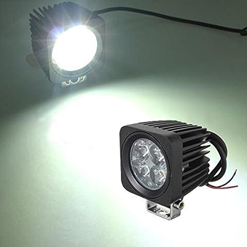 10W 4LED modulare lampada del lavoro della