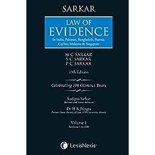 Law Of Evidence–In India, Pakistan, Bangladesh, Burma,Ceylon, Malaysia & Singapore (Set of 2 Vols)