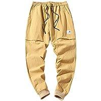 Cebbay Pantalón para Hombre Liquidación Pitillo Skinny Pantalones Casuales Elasticos Largos de Moda con Pantalones de