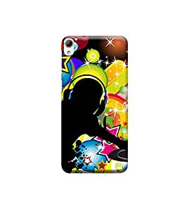 EPICCASE Premium Printed Back Case Cover With Full protection For HTC Desire 826 dual sim (Designer Case)