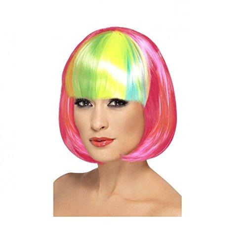 cke Poppy (Neon Farbige Halloween Kostüme)