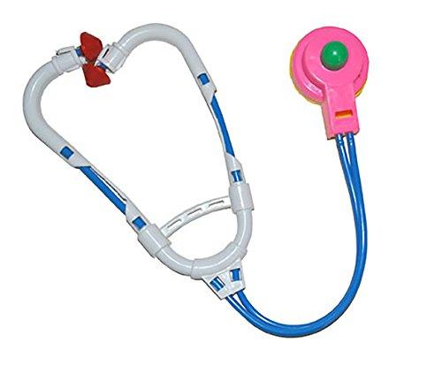 erdbeerclown - Kostüm Stethoskop - Kinder Verkleidung Abhörgerät, Mehrfarbig (Naughty Nurse Kostüm Zubehör)