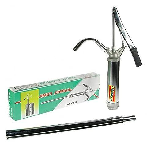 Lever Action Barrel Diesel Oil Fuel Hand Pump 205L Drum WR/P227