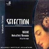 Berlioz : Nuits d'été / Herminie [Import anglais]