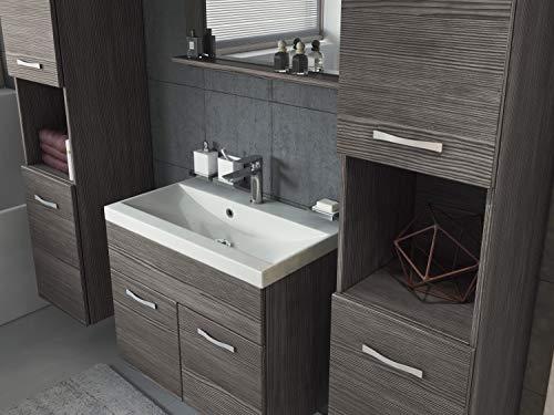 Badezimmer Badmöbel Set Montreal XL 60 Bild 3*