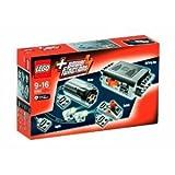 Lego LEGO technique power function motor set 8293 [parallel import goods] (japan import)