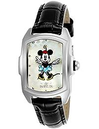 Invicta Disney Limited Edition Reloj de mujer cuarzo correa de cuero 25789
