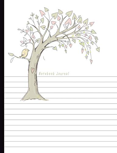 Notebook Journal: Dual Design Ha...