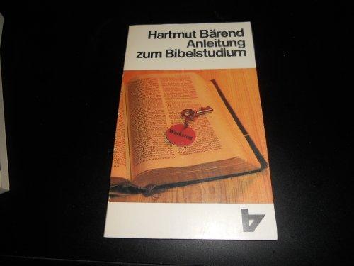 Anleitung zum Bibelstudium. Der Heilige Geist und seine Früchte.