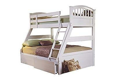 Sweet Dreams Epsom Triple Bunk Bed