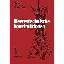 Meerestechnische Konstruktionen (German Edition)