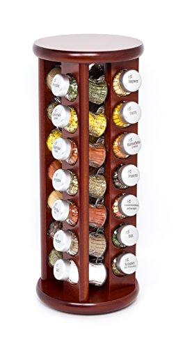 gald-poland-rastrelliera-girevole-per-le-spezie-e-per-lerba-legno-barattoli-di-vetro-gald-28-marrone