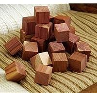 Cedar Cubes - Set of 50 - Prevent Moths Naturally