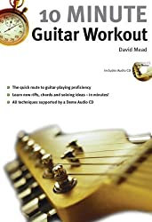 10 Minute Guitar Workout (Includes CD)