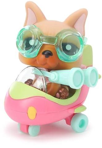 Littlest PetShop - 25580 - Figurine - Pets & Vehicules - 1847 - Chien