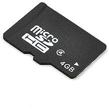Tarjeta de Memoria Micro SD SDHC 4GB Card