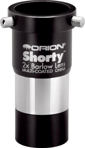orion-08711-shorty-125-inch-2x-barlow-lens-black