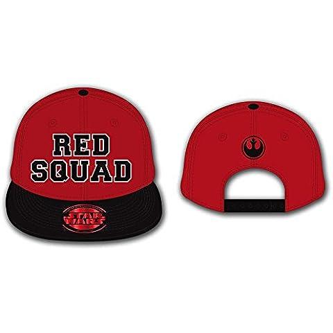 Codi - Star Wars Episode Vii Cappellino Regolabile Red Squad