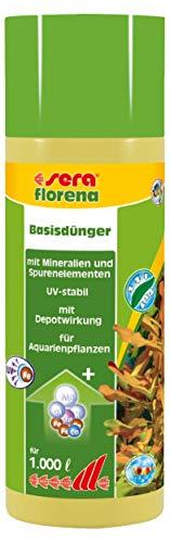 Sera Florena (5 ml su 20Litri)-Fertilizzante al Basico per Piante acquatiche